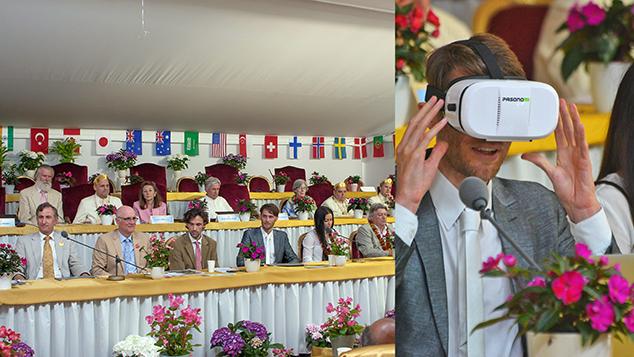 guru purnima and VR